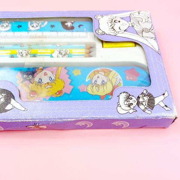 Vintage Sailor Moon Stationary Set Kawaii