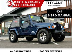 2005 Jeep Wrangler for Sale in Beaverton, OR