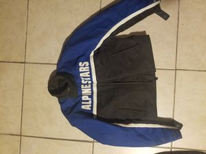 Motorcycle Jacket (Alpine Stars) size S for Sale in Long Beach, CA