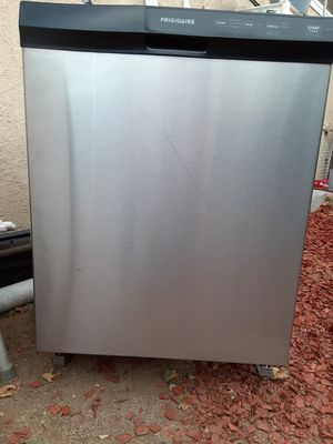 Frigidaire stainless dishwasher for Sale in Riverside, CA