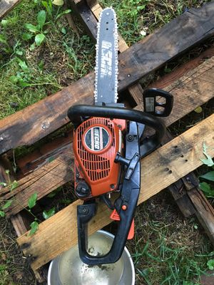 Echo chainsaw cs-306 for Sale in Baltimore, OH