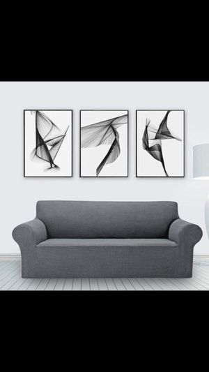 AlGaiety Stretch Sofa Cover Slipcover for Sale in Pasadena, CA