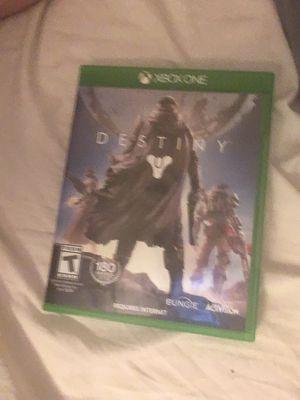 Destiny (Xbox One) for Sale in San Diego, CA
