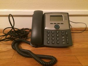 Cisco SPA 303 3-Line IP Phon for Sale in Portland, OR