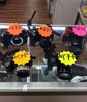 CAMERA DIGITAL for Sale in Dallas, TX