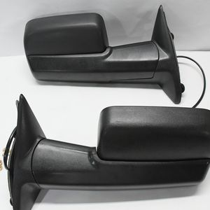 09-16 DODGE Ram 1500 10-16 Ram 2500 3500 4500 5500 Powered / Heated Towing Mirrors With Hardware Included for Sale in Los Angeles, CA