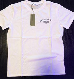 White Dior t shirt for Sale in Miami, FL