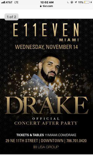 Drake 11 Miami for Sale in Miami, FL