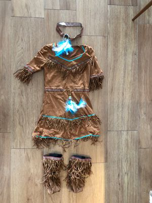 Girls Dream Catcher Cutie Native American Costume for Sale in IND CRK VLG, FL