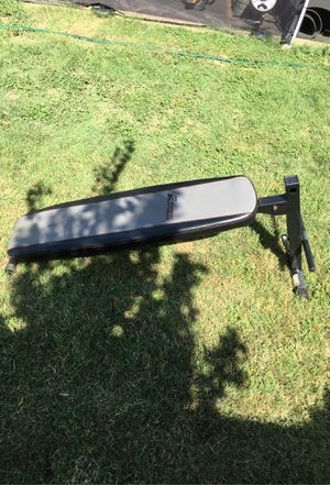 EXERTEC FITNESS Sit Up Bench for Sale in DeSoto, TX