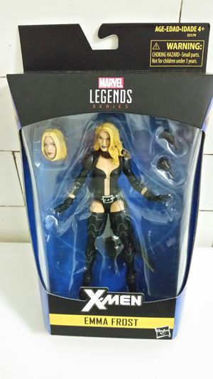 Emma Frost Walgreens exclusive Marvel Legends for Sale in Brooklyn, NY