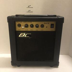 BC Guitar Amplifier Model GA10 for Sale in Fort Myers, FL