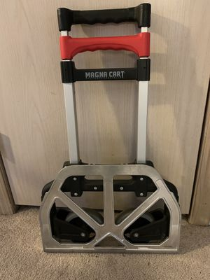 Magna Cart personal folding hand truck for Sale in Bremerton, WA