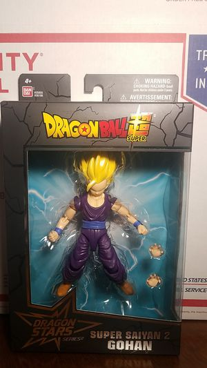 Dragon Ball Z Super Saiyan 2 Gohan Toei Funimation wave 11 for Sale in Montclair, CA