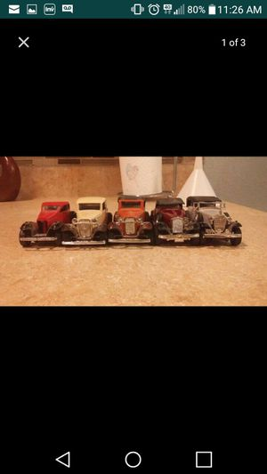 Vintage Yatming Toy Car collection for Sale in Mesa, AZ