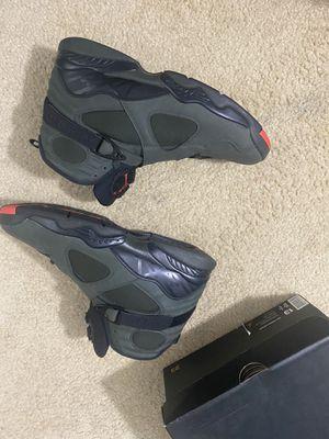 jordan retro 8 for Sale in McDonough, GA