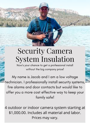 Security Systems and HD Video Doorbell/Surveillance Camera Systems for Sale in Rancho Cucamonga, CA