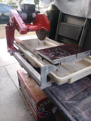 MK tile saw for Sale in Santa Ana, CA