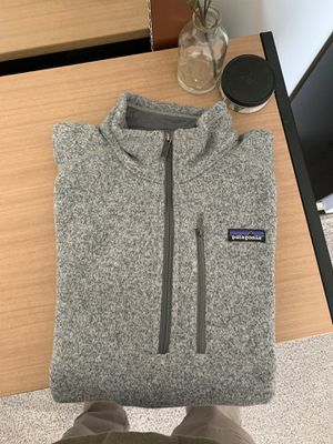 Long sleeve Patagonia quarter zip for Sale in Frederick, MD