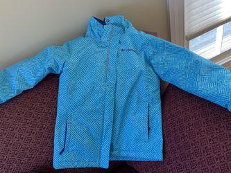Columbia Girl's Bugaboo Ski Coat Small (7/8) for Sale in Arlington,  VA
