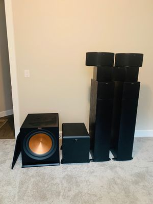 Klipsch Home Theater Set for Sale in Battle Ground, WA