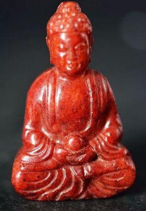 Unique Chinese Jade Buddha Statue pendant for Sale in Chicago, IL