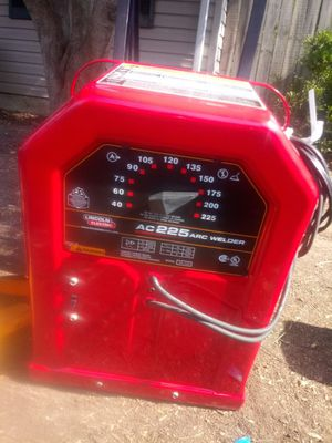 Welder and saw Only used a couple of times. for Sale in Harwood, MD