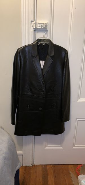 Brand new ladies leather jacket by HELMUT LANG for Sale in Boston, MA