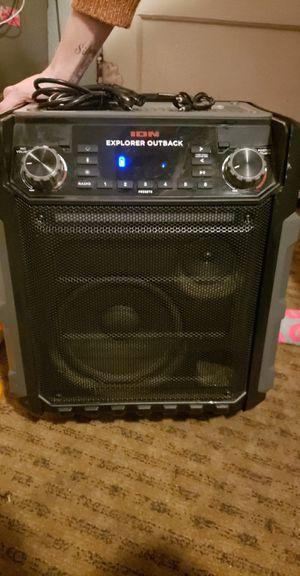 Explorer outback ion speaker for Sale in Bakersfield, CA
