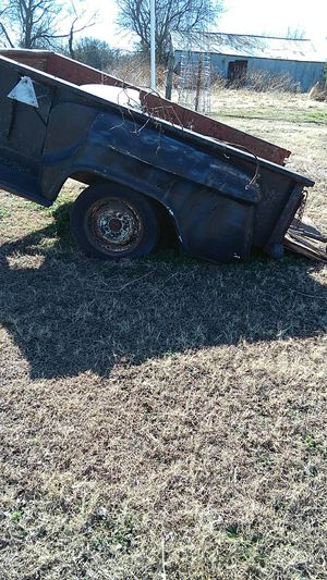 Chevy truck bed traylor for Sale in Wewoka, OK