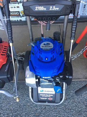 SUBARU 2700 psi take 25% OFF for Sale in San Diego, CA