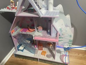 Lol doll houses and accessories for Sale in Rochester, NY
