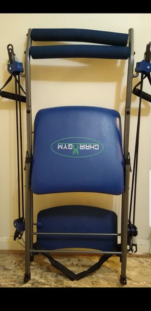 CHAIR GYM !!!😁 for Sale in Joint Base Andrews, MD