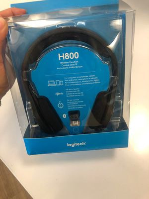 LogiTech H800 Wireless Headset for Sale in Beverly Hills, CA