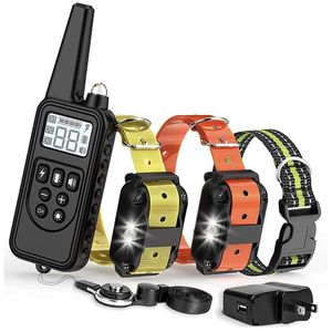 Dog Shock Collar with Remote, Large Dog Training Collar for 2 Dogs, Waterproof for Sale in Oldsmar, FL