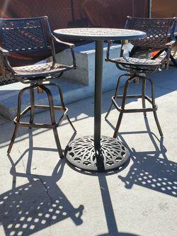 3pc High Bar Set for Sale in Fontana,  CA