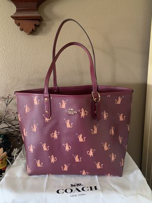 New Authentic coach bag $80 PRICE IS FIRM NO LEES for Sale in North Las Vegas, NV