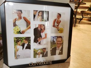 Wedding Photo Frame for Sale in Cottage Grove, MN