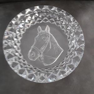 Cut glass ash tray for Sale in West Palm Beach, FL
