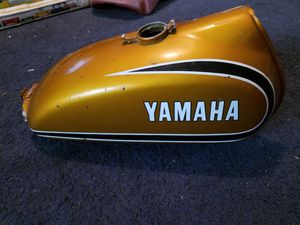 70's yamaha motorcycle gas tank for Sale in Cornelius, OR