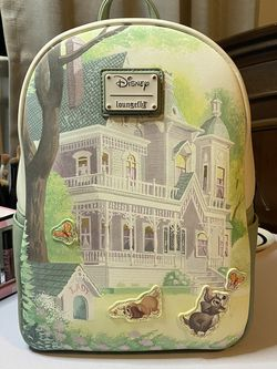 Disney Lady And Tramp Loungefly Mini Backpack for Sale in Fresno,  CA