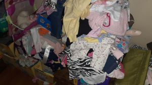 Bady clothes and shoes(+200) for Sale in Norfolk, VA