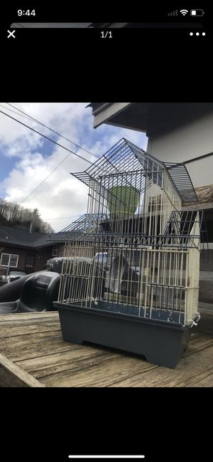 small bird cage for Sale in Aberdeen, WA