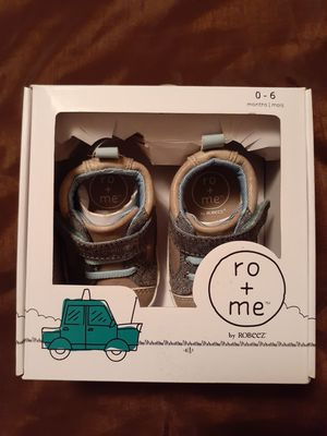 Brand new. ro +me by ROBEEZ size 0-6 months boy. Available for Sale in Everett, WA