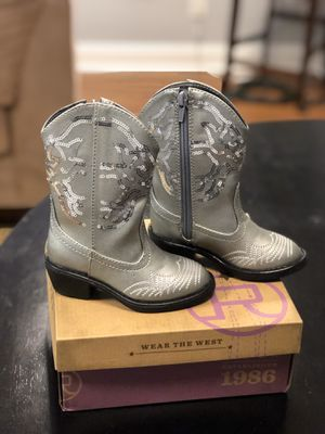 Girl Cowboy Boots - Size 6 for Sale in Kennesaw, GA