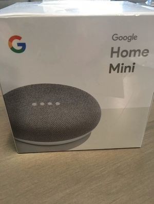 Brand new google home mini for Sale in Milpitas, CA