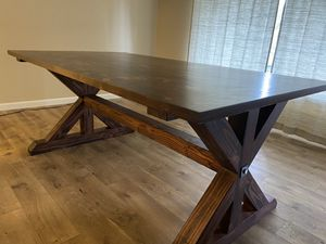 NEW! Farmhouse table/trestle table for Sale in Tualatin, OR