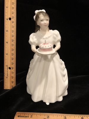 Royal Doulton HN 3423 Birthday Girl 1992 for Sale in South Hill, WA