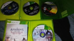Xbox 360 games (Serious buyers ONLYYY) for Sale in Fresno, CA