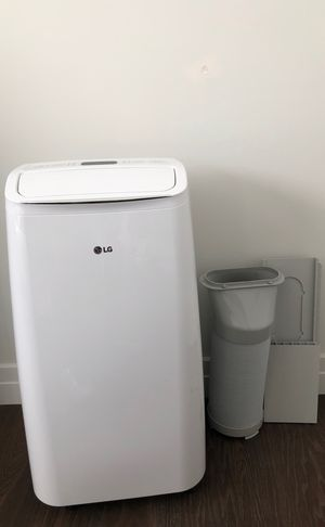 LG portable AC with window ducts for Sale in San Jose, CA